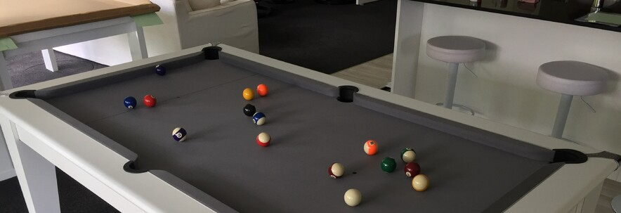 Mypooltable Blog - How much space do you need for a pool table