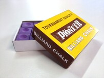Pioneer Chalk x 12 Cubes -- Purple
