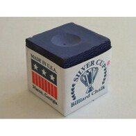 Silver Cup Chalk x 6 Cubes - Purple