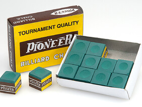 Pioneer Chalk x 12 Cubes - Green
