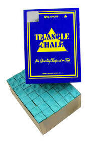 Triangle Chalk - Green