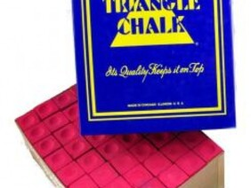 Triangle Chalk - Red